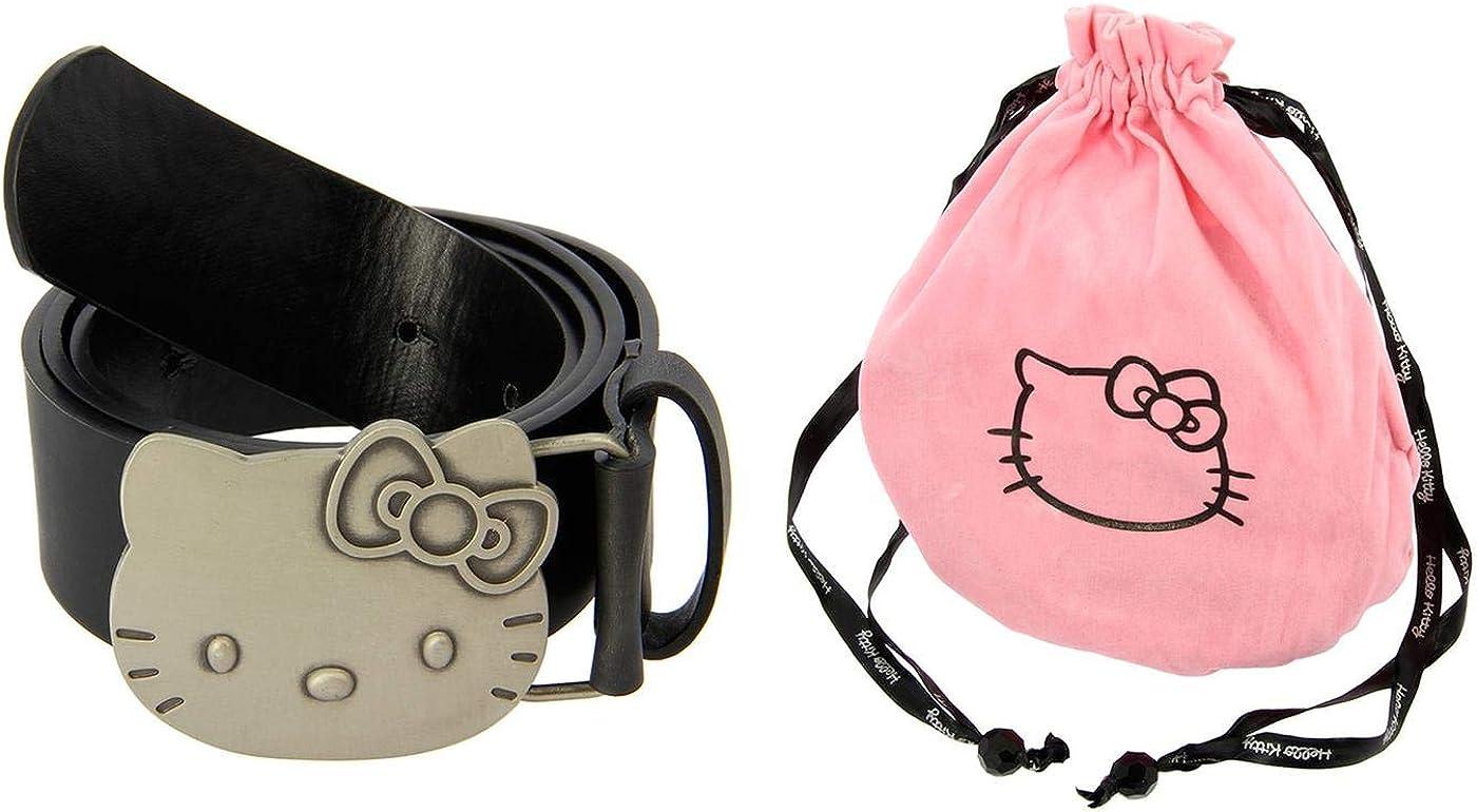 Hello Kitty PU Leather Belt