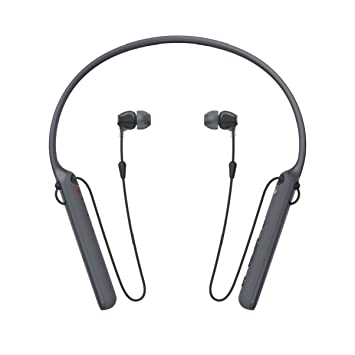 bb7d00bf61f Sony WI-C400 Wireless In-Ear Headphones with up to 30 Hours Battery Life