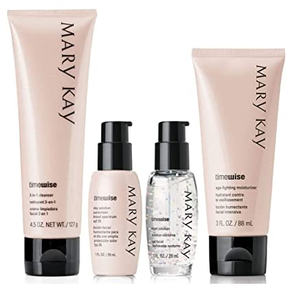 Amazon Com Mary Kay Timewise Miracle Set Combination To Oily