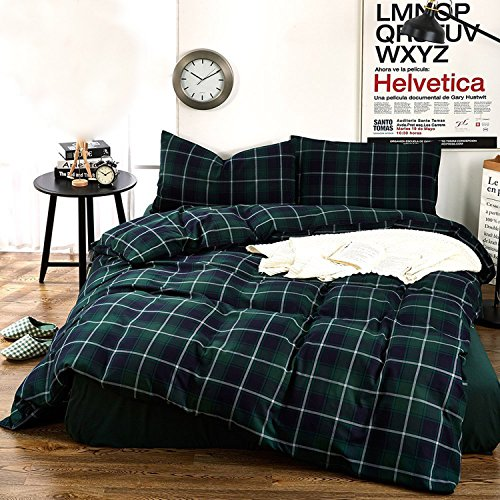 Green Plaid Bed In A Bag - 3