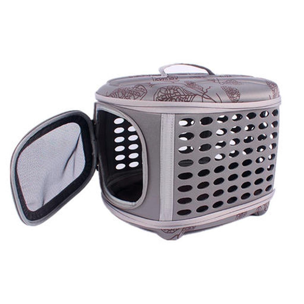 xueyanbolso del animal doméstico del gato del perro a cabo la ventilación con bolsa maleta puede ser admitido jaulas lleno paquete portátil , general