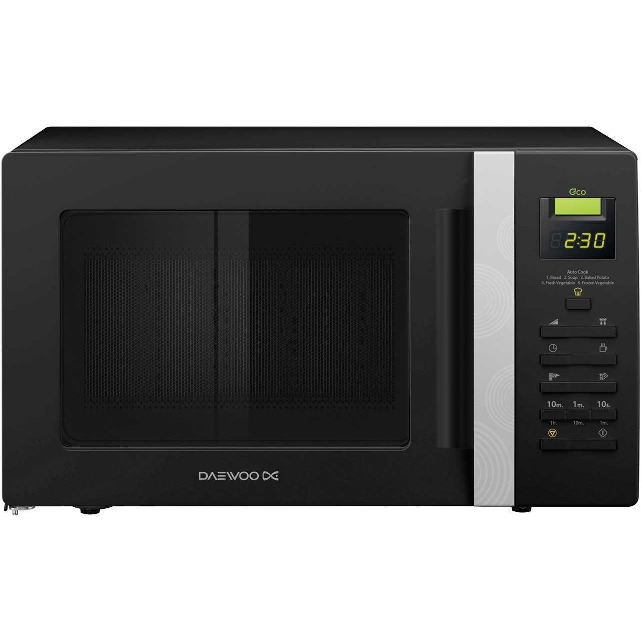 Amazon.com: Daewoo Digital Eco Horno de microondas 20 L ...
