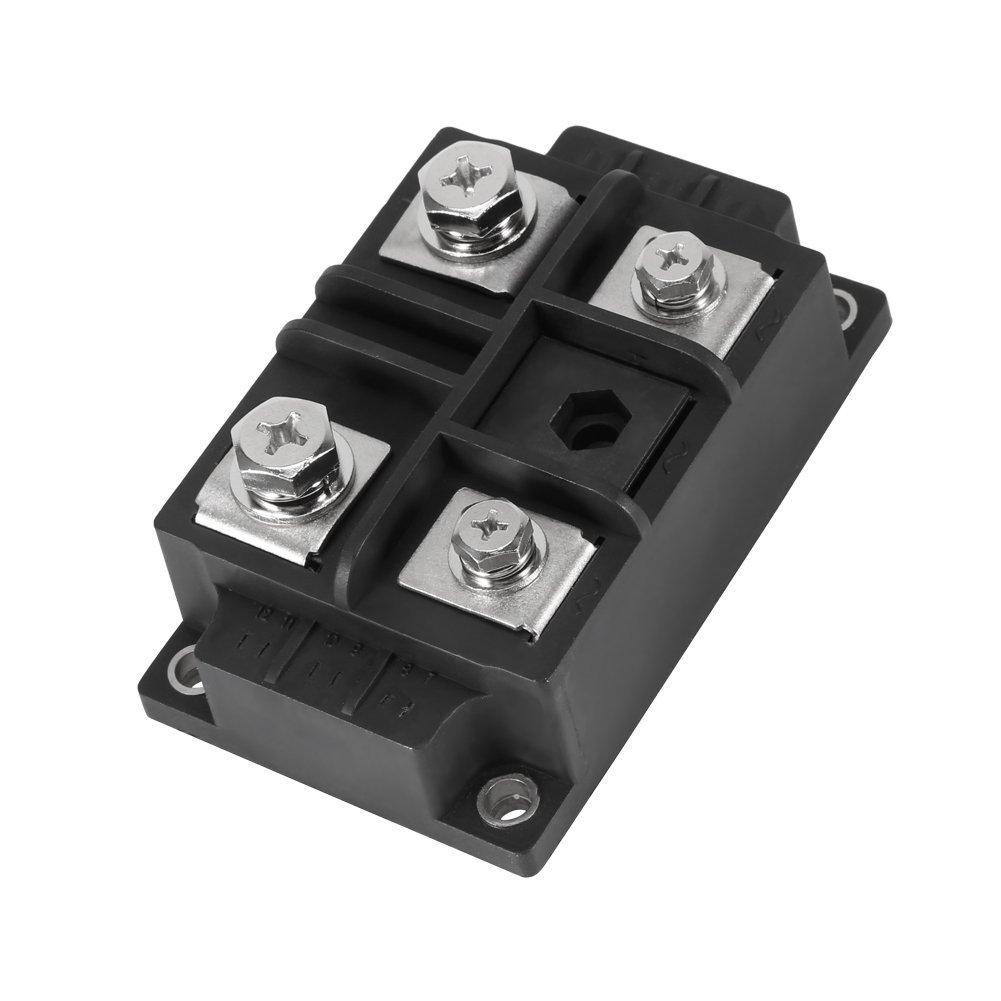 1pc Single-phase Diode Bridge Rectifier 300A Amp 1600V 110 Good Heat Dissipation and Low Pressure Drop 40mm,With Large Overcurrent Capability 67