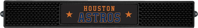 Houston Astros Drink Mat FANMATS 20683 MLB Team Color 3.25x24