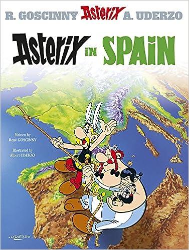 Asterix in spain album 14 asterix orion paperback rene asterix in spain album 14 asterix orion paperback rene goscinny albert uderzo 9780752866314 amazon books thecheapjerseys Images