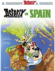 Asterix: Asterix in Spain: Album 14
