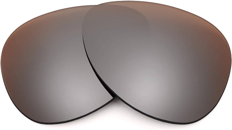 Revant Verres de Rechange pour Ray-Ban RB8301 59mm - Compatibles avec les Lunettes de Soleil Ray-Ban RB8301 59mm Bronze Mirrorshield - Polarisés Elite