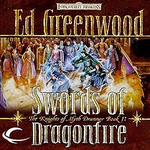 Swords of Dragonfire Audiobook