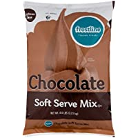 Frostline Chocolate Soft Serve Mix, 6 Pound Bag
