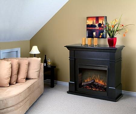 Amazon Com Dimplex Kenton Electric Fireplace Finish Espresso