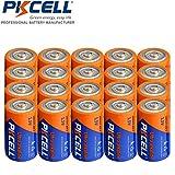 PKCELL 20 Pack C Cell 1.5V Alkaline Dry Battery