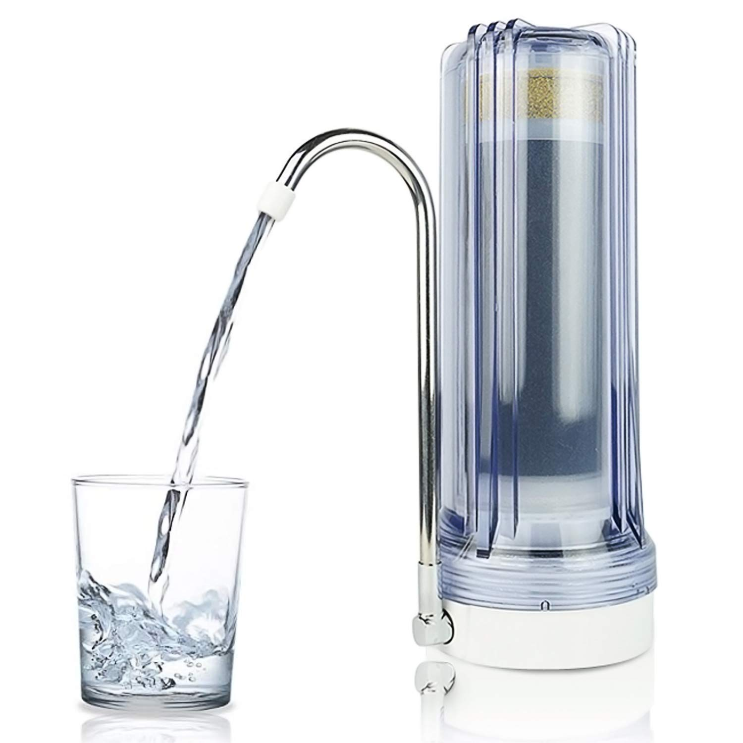 APEX MR-1030 Countertop Water Filter (Clear)
