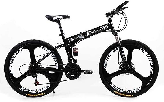(24 velocidades, 27 velocidades) 26 Pulgadas Bicicleta Plegable
