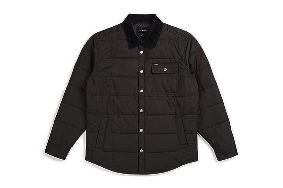 Brixton Men s Cass Jacket at Amazon Men s Clothing store  d7ff39366d8