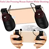 Mobile Game Controller Grip Joystick Joypad with