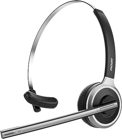 Mpow M7 Kopfhörer Bluetooth Wireless Sport Stereo USB-C Schnellladung Headset DE