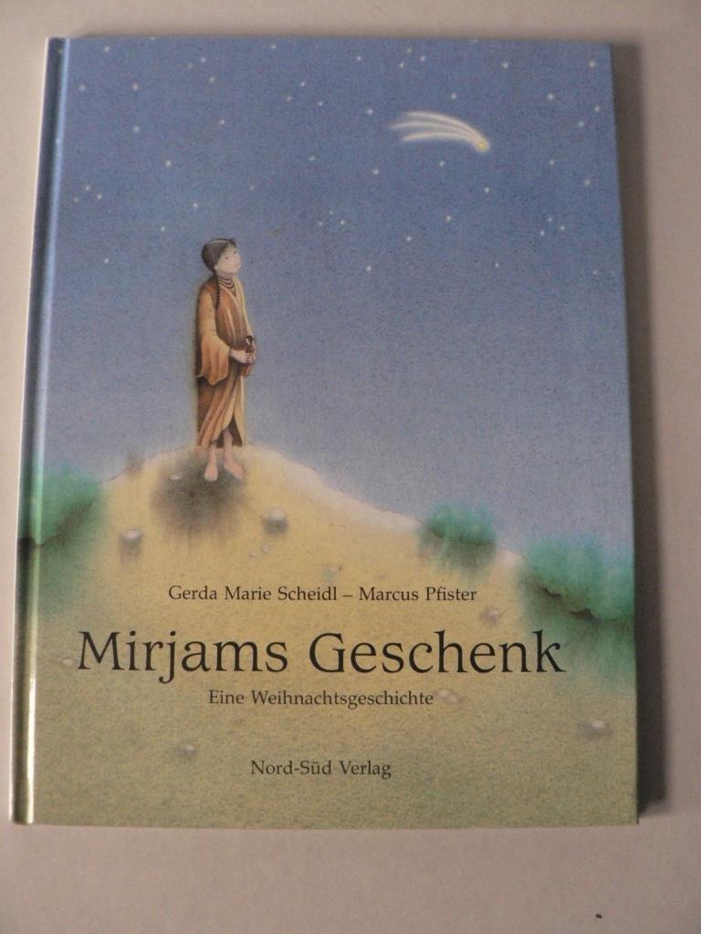 Mirjams Geschenk. Eine Weihnachtsgeschichte: Amazon.de: Marcus ...