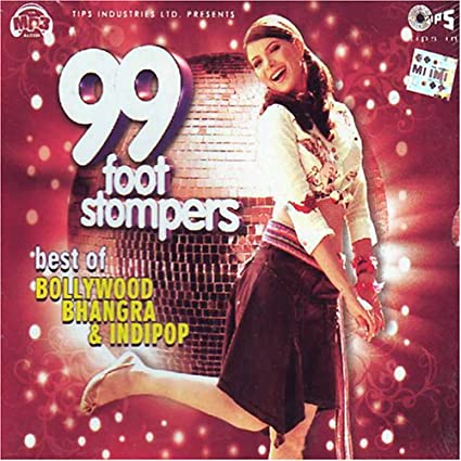 Buy 99 foot stompers best bollywood bhangra & indipop mp3 Online at