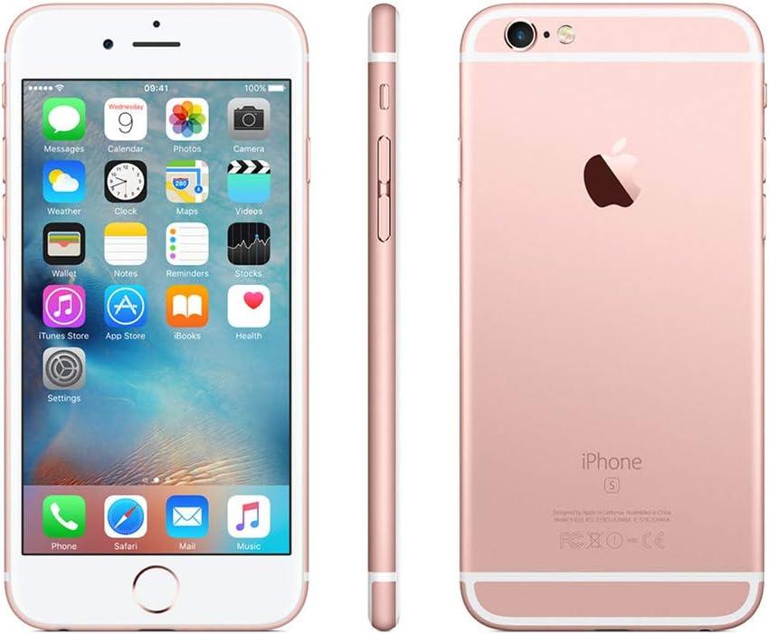Apple iPhone 6S 32GB Oro Rosa (Reacondicionado): Amazon.es ...