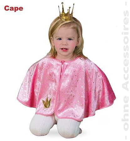 Carnaval 10071 para-disfraz princesa capa 86 92 NEU Cape/embalaje ...