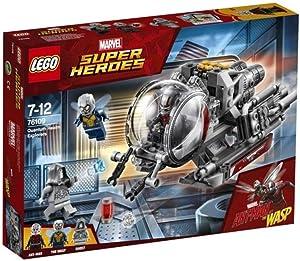 LEGO Marvel Ant-Man Quantum Realm Explorers 76109 Building Set (200 Piece)