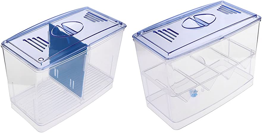 Ncbvixsw - Caja separadora para incubadora de Acuario: Amazon.es: Productos para mascotas