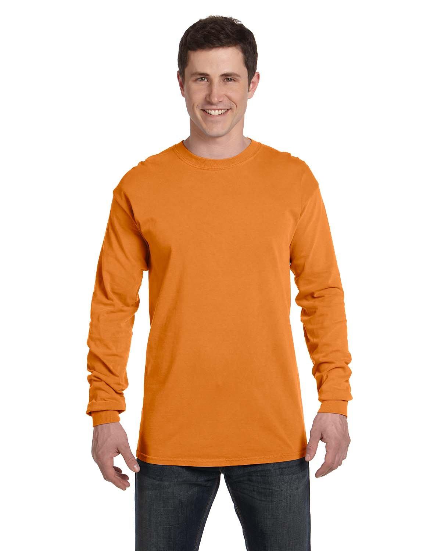 Amazon.com: Comfort Colors Men's Chouinard Long Sleeve T-Shirt ...