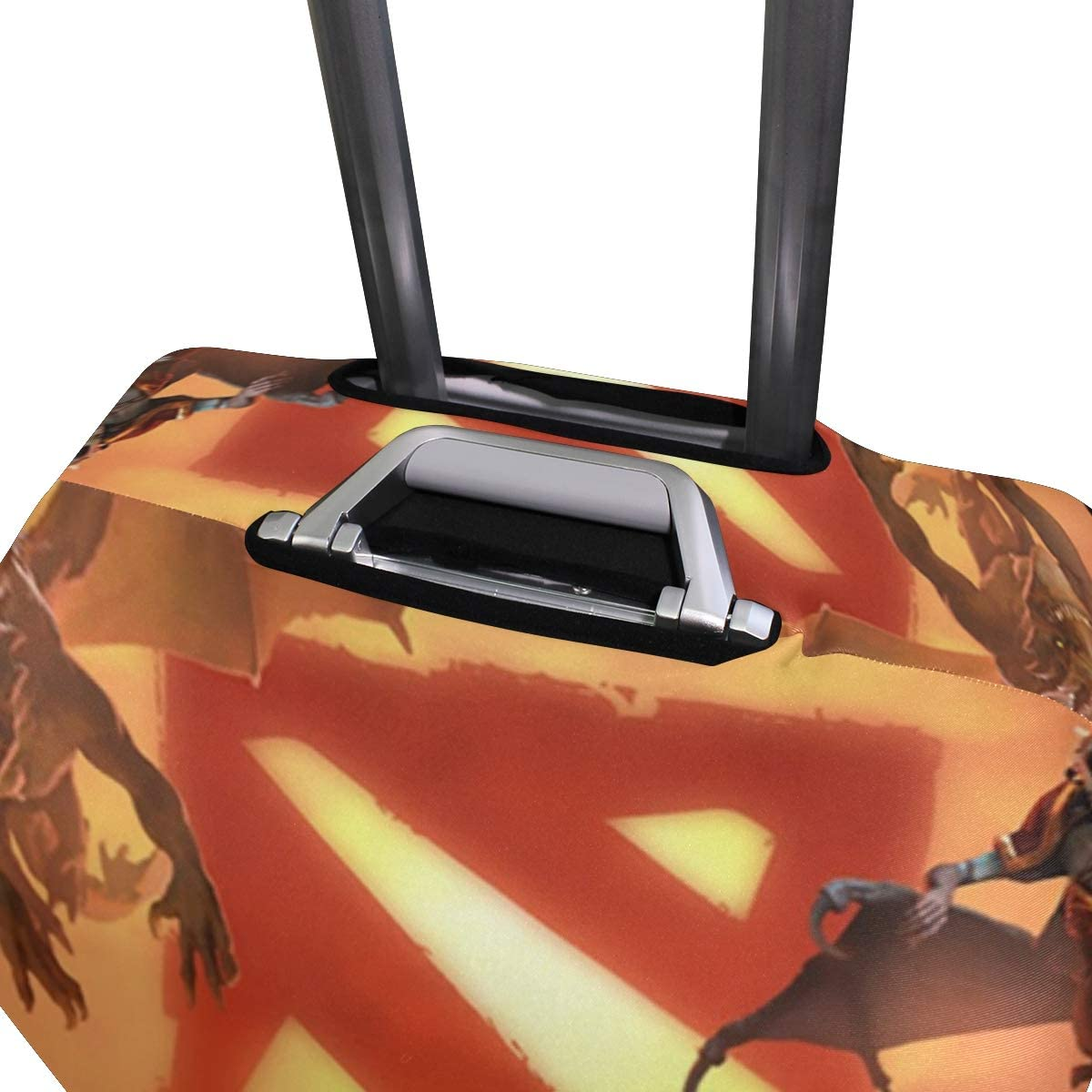DOTA suitcase cover elastic suitcase cover zipper luggage case removable cleaning suitable for 29-32 trunk cover