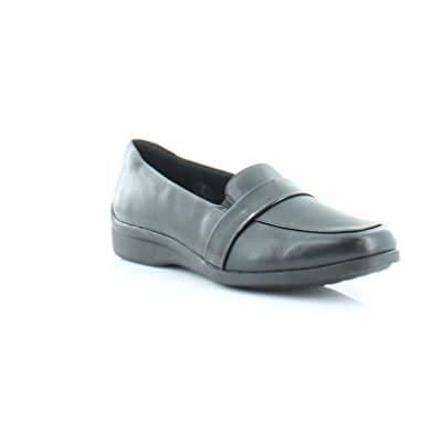 Amazon.com | Aravon Womens Winsor Moc Loafer Shoes | Walking