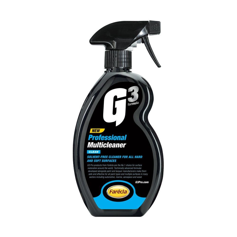 G3 Pro 7199 Multicleaner, 500ml Farécla Products Ltd