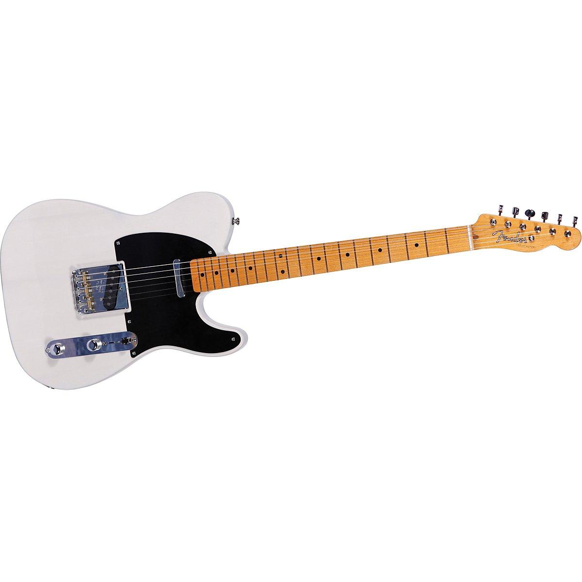 Amazon.com: 60th aniversario Old Pine Telecaster Guitarra ...