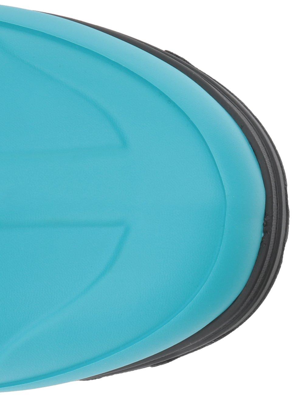 Ariat Women's Springfield Rubber Work Boot B01MRBMLJI 5.5 B / Medium(Width)|Bright Aqua