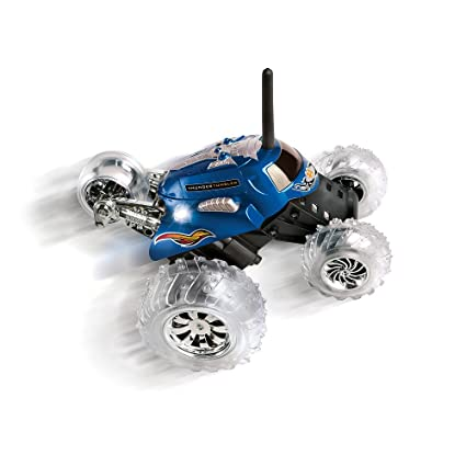 Amazoncom Sharper Image Remote Control Monster Spinning Car Toys