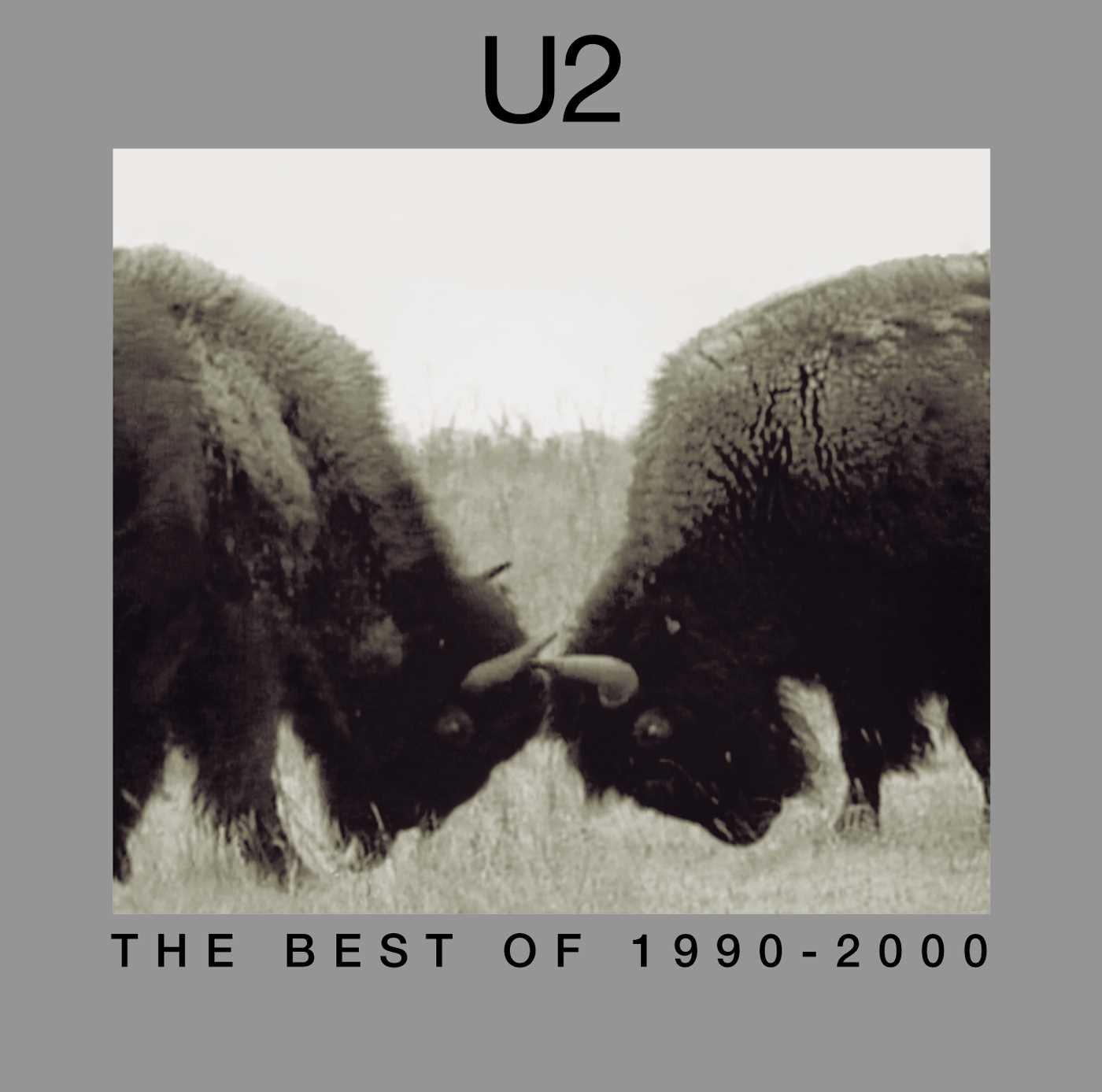 CD : U2 - The Best Of 1990-2000