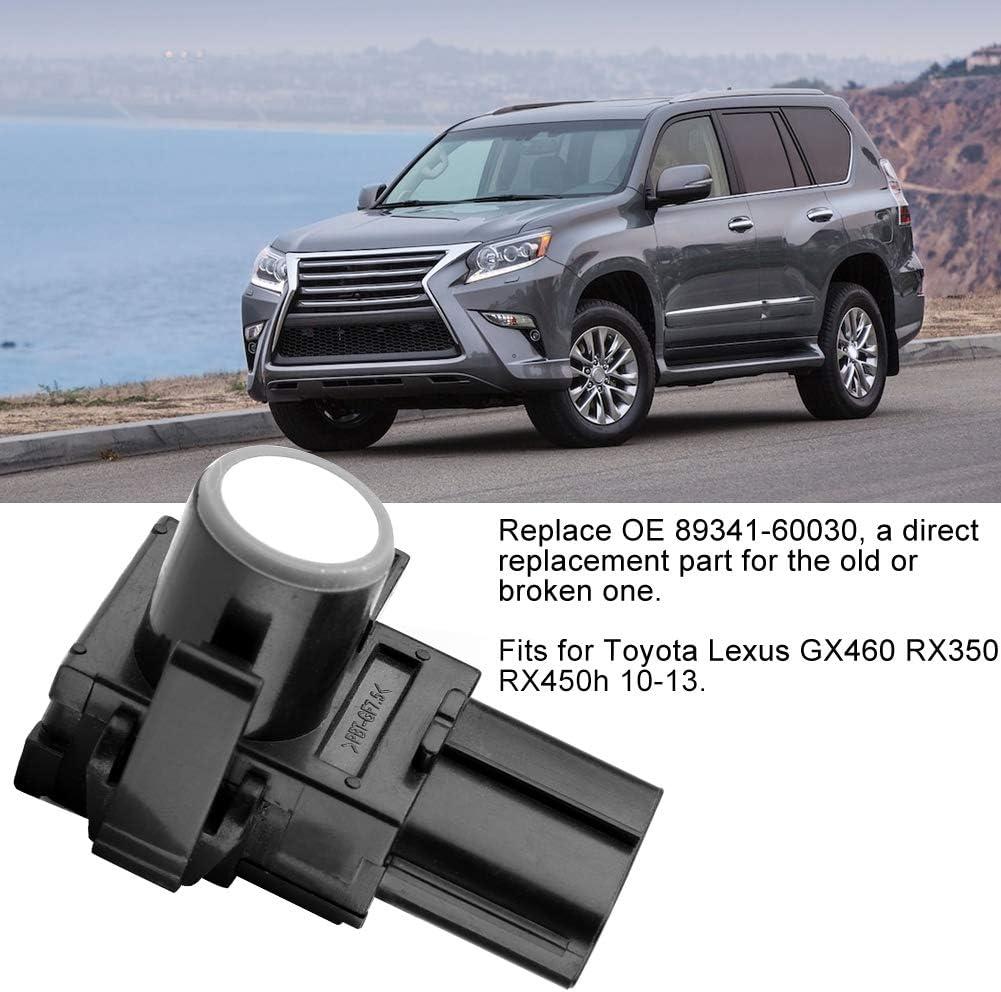 Hlyjoon Parking Sensor PZ362-60317-C0 Reverse Ultrasonic PDC Parking Radar Assist Reverse Backup Bumper Object Sensor Reverse Object Sensor Vehicles Assist Sensor for Toyota Land Cruiser Lexus LX470