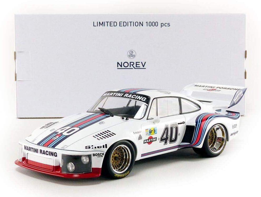 Le Mans Schurti//Koinigg 1976 1:18 Norev Porsche 911 RSR 2.1 #21