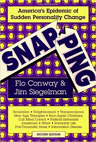 Book Snapping: America's Epidemic of Sudden Personality Change