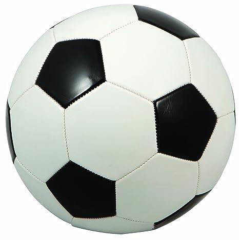Premium Reglamento tamaño blanco y negro balón de fútbol (diseño ...