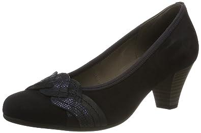 5858269c Gabor Shoes Fashion, Women's Closed-Toe Pumps, Blue (pacific / ocean 16
