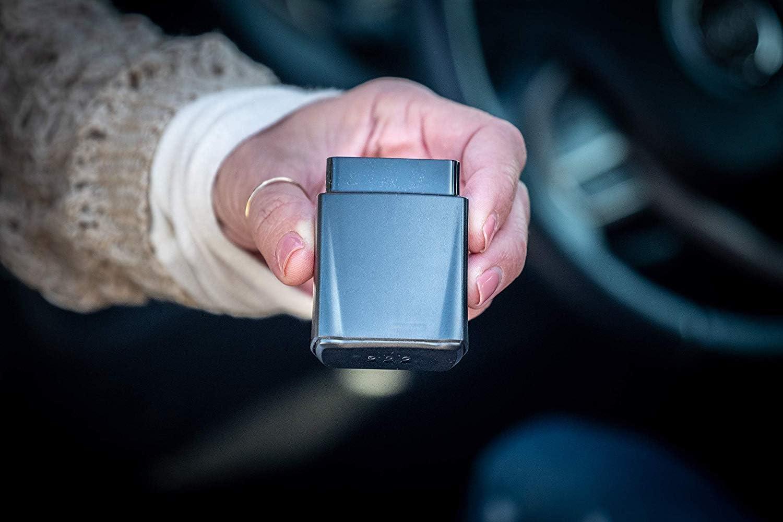 Teens Cars Valuables Children Elderly Vehicles LightningGPS 4G OBD-II Plug-in Real-Time GPS Vehicle Tracker for Fleet