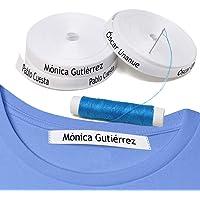 100 etiquetas para coser a la ropa. Etiquetas