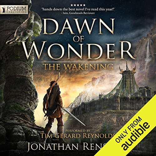 Dawn of Wonder Audiobook by Jonathan Renshaw [Download] thumbnail