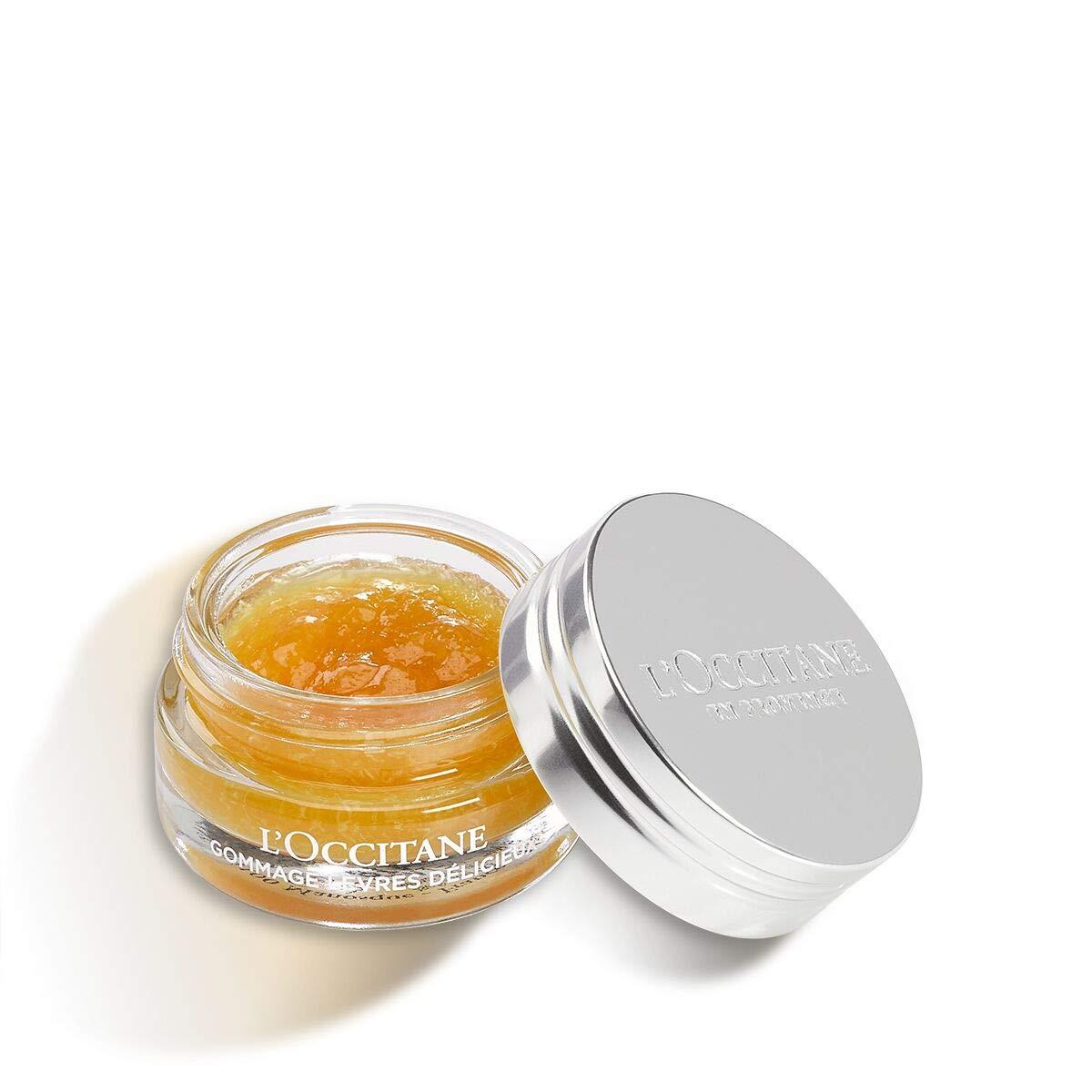 L'Occitane Delicious Lip Scrub - Marmalade Kiss 0.39 oz