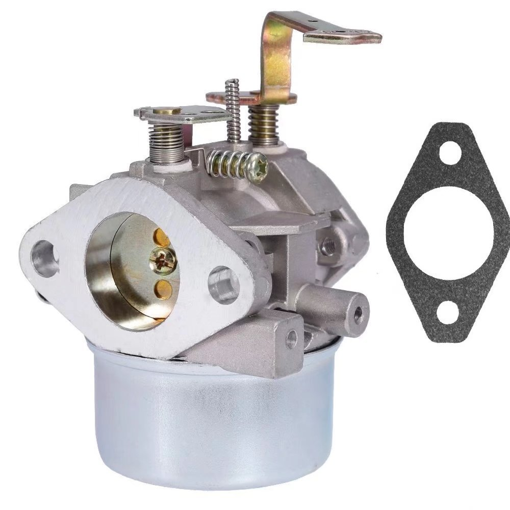 KingFurt Coleman Powermate Carburetor For 6250 Tecumseh 8HP 10HP ER 5000 Watt Generators 640152 640023