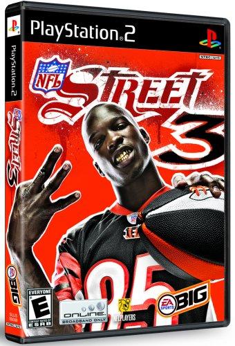 (NFL Street 3 - PlayStation 2)