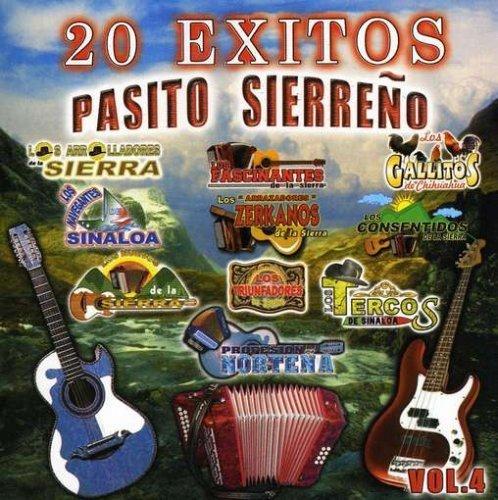 Pasito Sierreno 20 Exitos 4 by Pasito Sierreno 20 Exitos