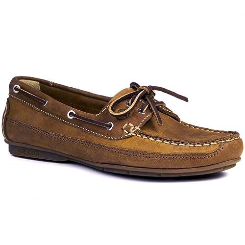 8a91a8eea29a8 Orca Bay Womens Bahamas Leather Deck Shoes: Amazon.co.uk: Shoes & Bags