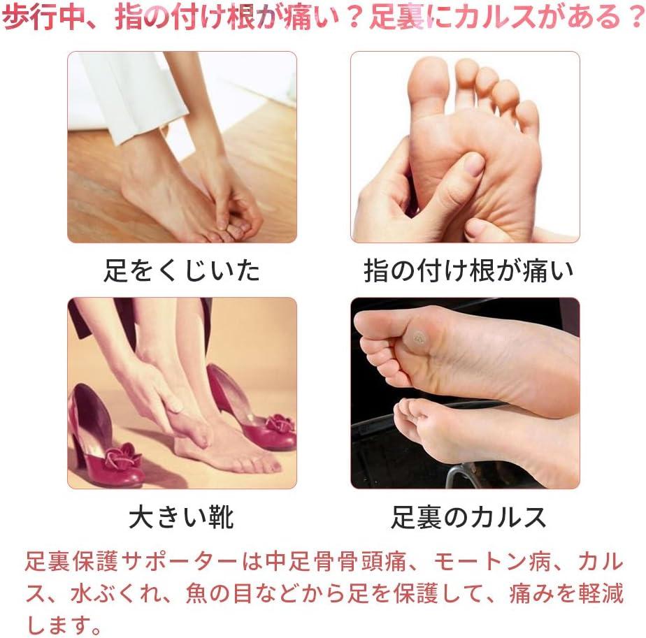 歩く と 足 の 指 の 付け根 が 痛い