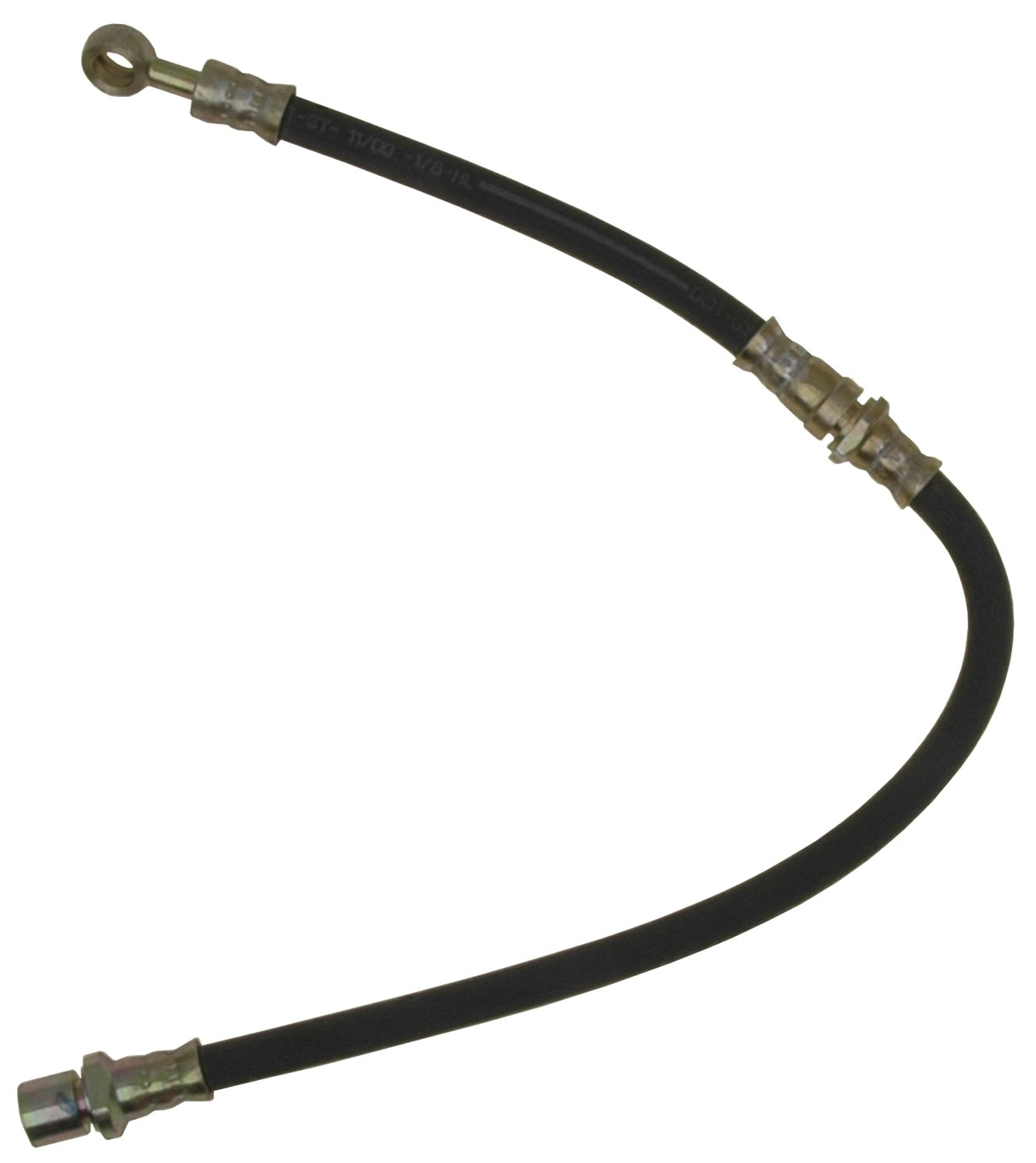 ACDelco 18J730 Professional Front Hydraulic Brake Hose Assembly