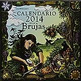 Calendario de las brujas 2014 (Spanish Edition)